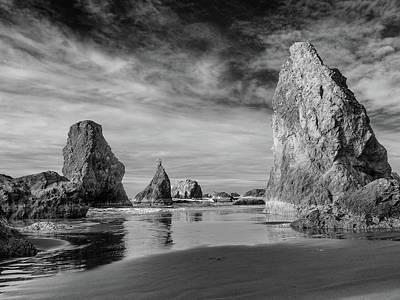 Photograph - Among The Bandon Sea Stacks by Greg Nyquist
