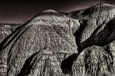 Photograph - Among The Tepees Painted Desert National Park by Roger Passman