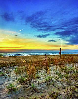 Photograph - Amongst The Dunes by Steve Harrington
