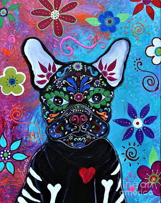 Painting - Amor De Mi Vida by Pristine Cartera Turkus