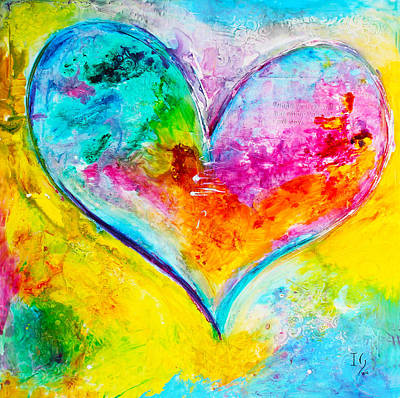 Amor Fiel Art Print