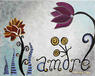 Painting - Amore by Wendy May