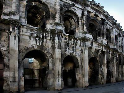 Photograph - Amphitheater Arles by Hugh Smith