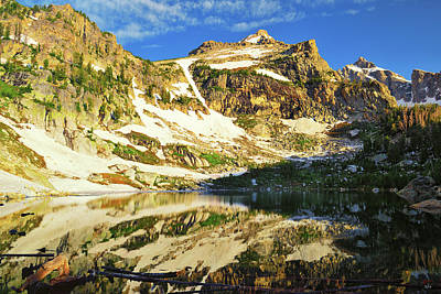 Photograph - Amphitheater Reflections by Greg Norrell