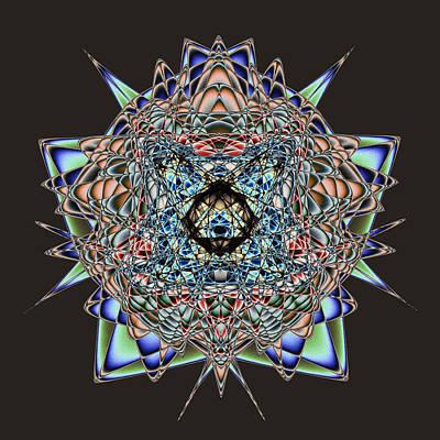 Amphlegman Art Print