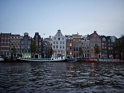 Photograph - Amstel. Amsterdam by Jouko Lehto