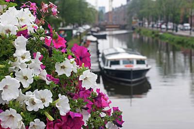 Digital Art - Amsterdam 20 by Steve Breslow