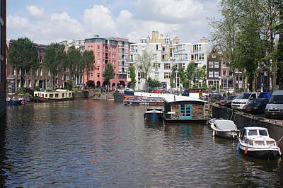 Photograph - Amsterdam 31 by Steve Breslow