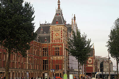 Photograph - Amsterdam 38 by Steve Breslow