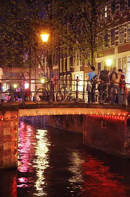 Amsterdam By Night Original