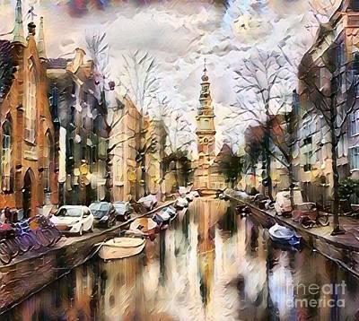 Amsterdam Canal Original