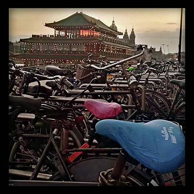 Restaurant Wall Art - Photograph - Amsterdam, Holland? Or Beijing, China by Photographer Eyes