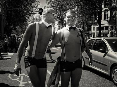 Amsterdam Photograph - Amsterdam by Jaap Koer