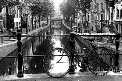 Photograph - Amsterdam Majoor Bosshardtbrug 2014 by John Rizzuto