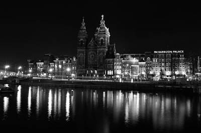 Photograph - Amsterdam by Miguel Winterpacht