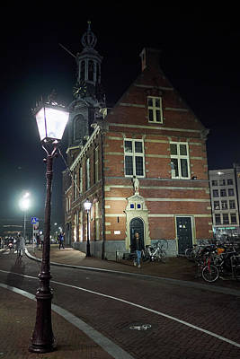 Photograph - Amsterdam Night by Jouko Lehto