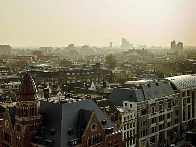 Photograph - Amsterdam Overview by Jouko Lehto