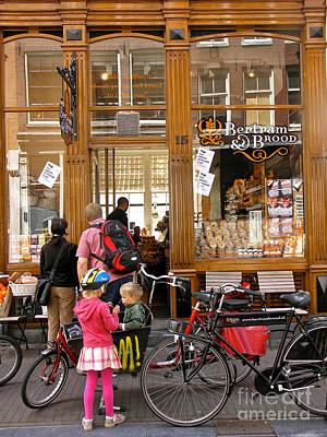 Photograph - Amsterdam Rest Stop by JK McCrea