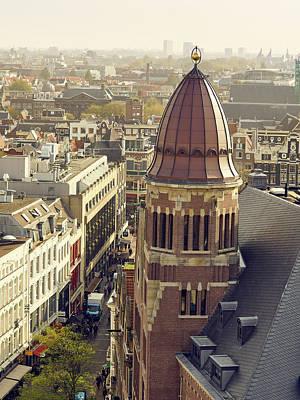 Photograph - Amsterdam Rooftops by Jouko Lehto