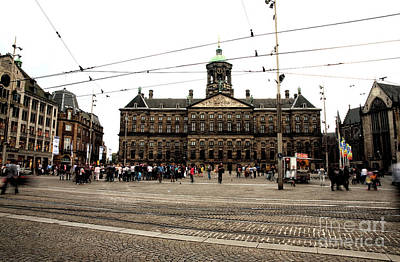 Photograph - Amsterdam Royal Palace by John Rizzuto