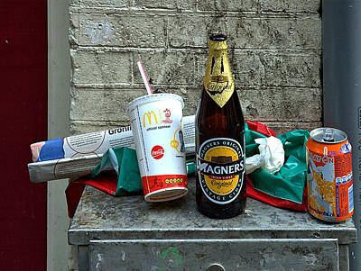 Photograph - Amsterdam Still Life by Steven Richman
