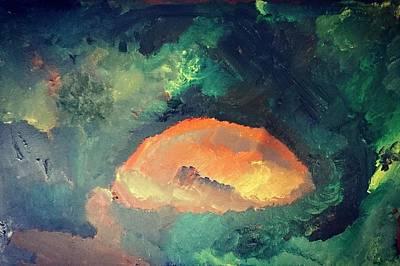 Painting - Amsterdam Sunrise by Samuel Pye