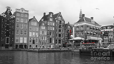 Photograph - Amsterdam by Therese Alcorn