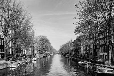 Photograph - Amsterdam by Yvette Van Teeffelen