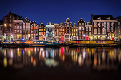 Netherlands Photograph - Amsterdamn by Martin Podt