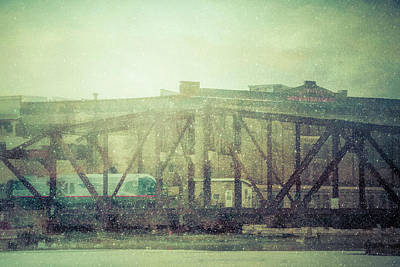 Photograph - Amtrak by Joel Witmeyer