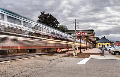 Photograph - Amtrak Viewliner by Jimmy McDonald
