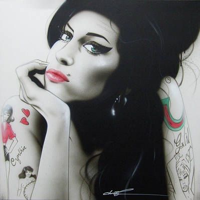 Amy Your Music Will Echo Forever Original