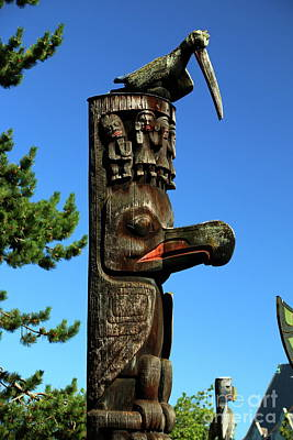 Photograph - An Amazing Totem   by Christiane Schulze Art And Photography