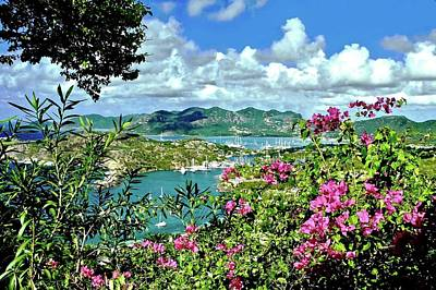 Photograph - An Antigua Landscape by Kirsten Giving