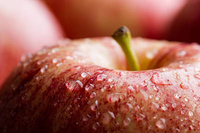 Photograph - An Apple A Day... by Yvette Van Teeffelen