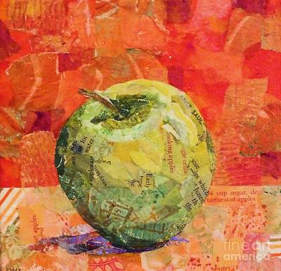 An Apple For Granny Art Print