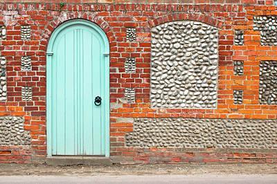 An Arch Door Print by Tom Gowanlock