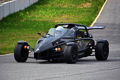 Photograph - An Ariel Atom by Mike Martin