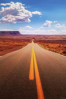 Photograph - An Arizona Highway by Rick Furmanek