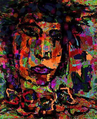 Designers Choice Mixed Media - An Artist by Natalie Holland