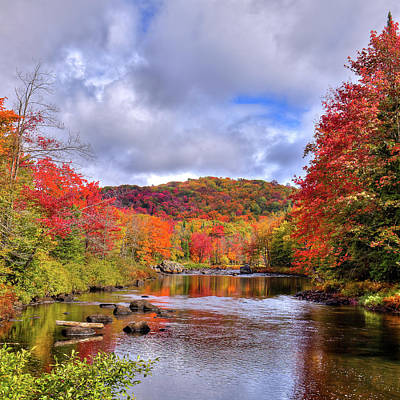 Photograph - An Autumn To Remember by David Patterson
