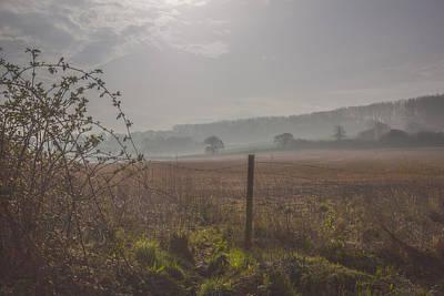 Photograph - An Early View by Stewart Scott