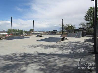 An Empty Skate Park Original