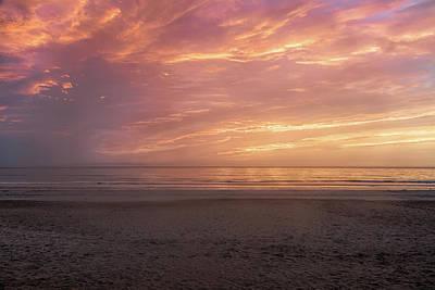 Photograph - An Enchanted Morning by John M Bailey