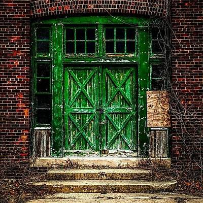 Fineartamerica Photograph - An Example Of Urban Decay Photography by Erin Cadigan