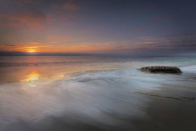 Photograph - An Impressionable Sea by Peter Tellone