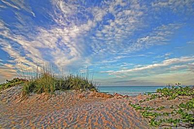 An Invitation - Florida Seascape Art Print