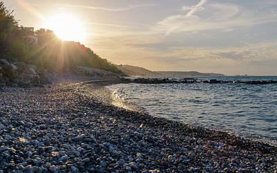 Photograph - An Italian Sunset by Andrea Mazzocchetti