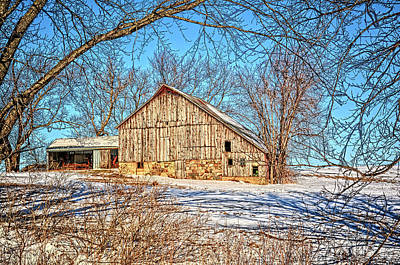 Photograph - An Ode To A Farm Part 2  by Bonfire Photography