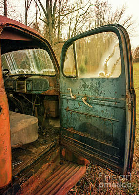 Photograph - An Open Door by Terry Rowe